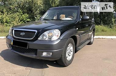 Hyundai Terracan 2006 в Киеве