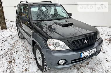 Hyundai Terracan 2003 в Луцке