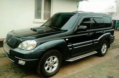Hyundai Terracan 2004 в Жовкве
