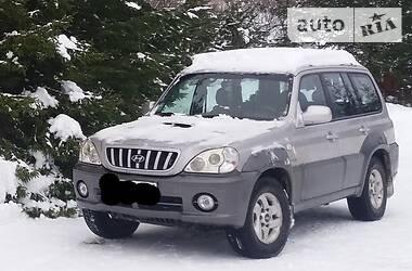 Hyundai Terracan 2003 в Великому Березному