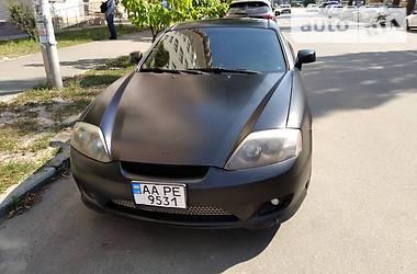 Купе Hyundai Tiburon 2006 в Киеве