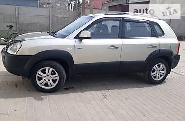 Hyundai Tucson 2007 в Троицком