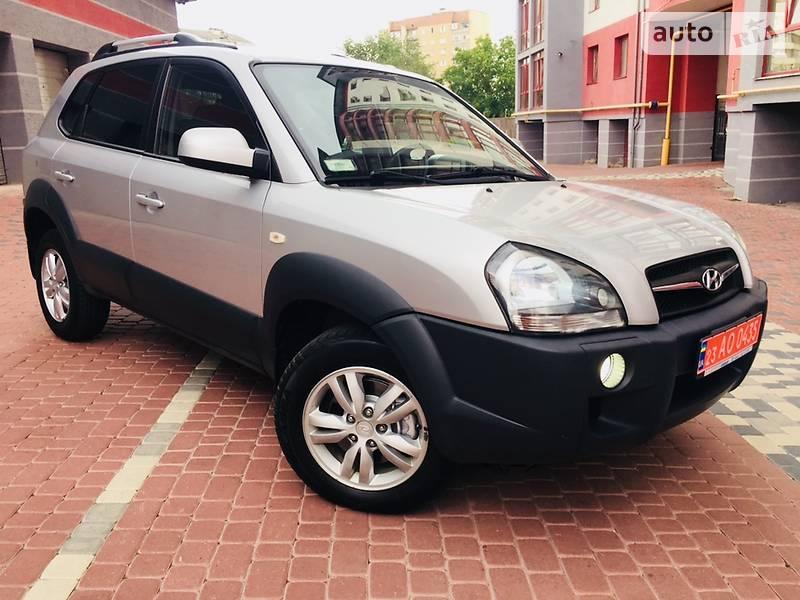 Hyundai Tucson IDEAL-4x4-DIZEL-FULL