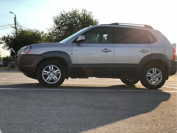Hyundai Tucson 2006 року в Харкові