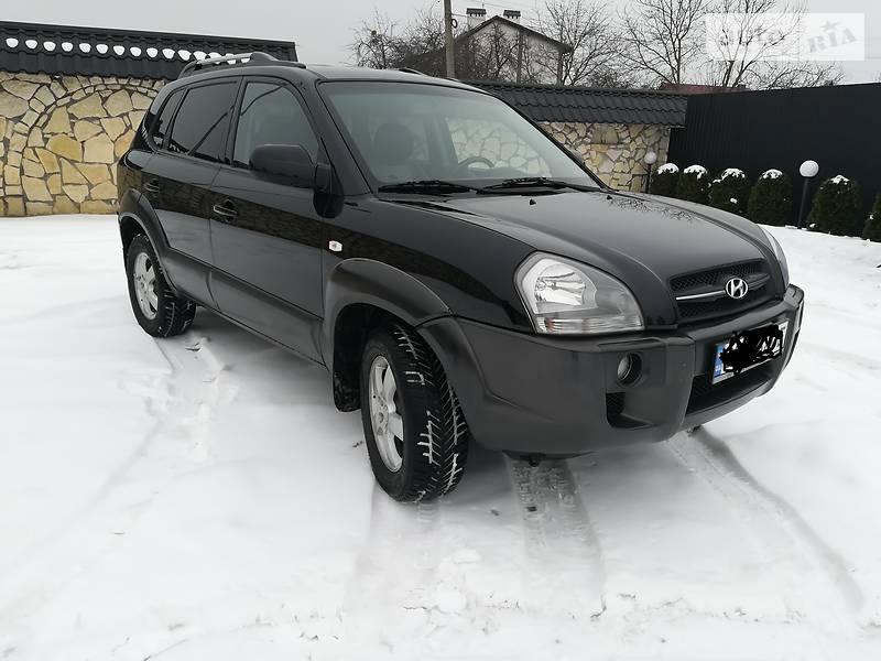 Hyundai Tucson 2007 року в Львові