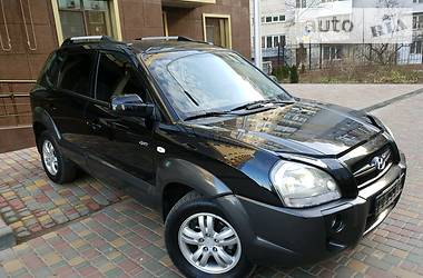 Hyundai Tucson 2008 в Одессе