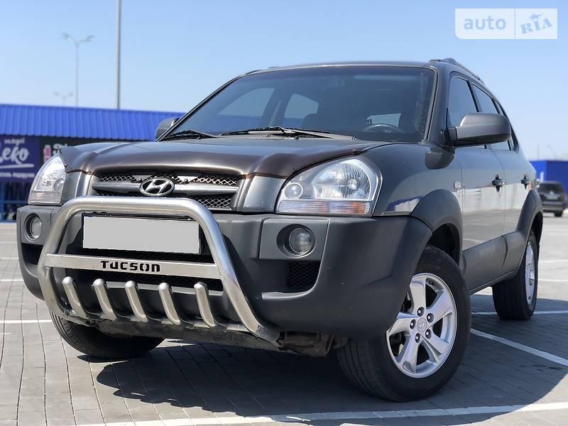 Hyundai Tucson 2008 року в Миколаїві