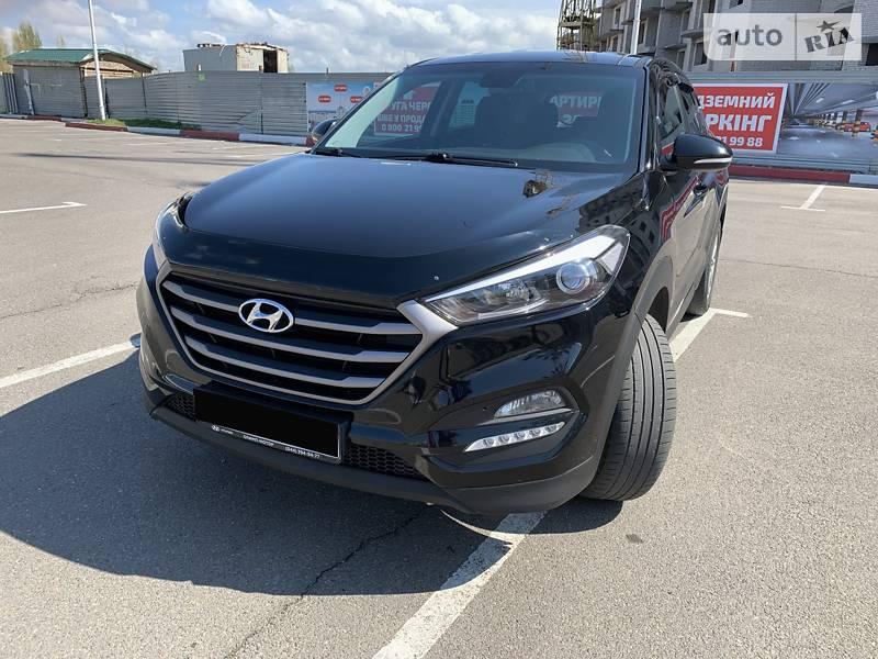 Hyundai Tucson 2016 года в Николаеве