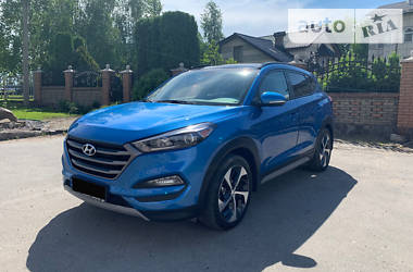 Hyundai Tucson 2017 в Черновцах