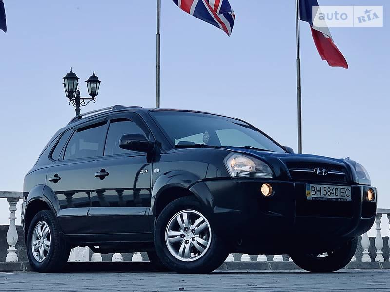 Hyundai Tucson 2008 года в Одессе