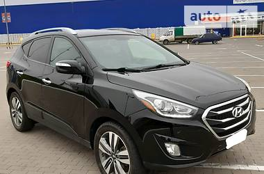 Hyundai Tucson 2015 в Сумах
