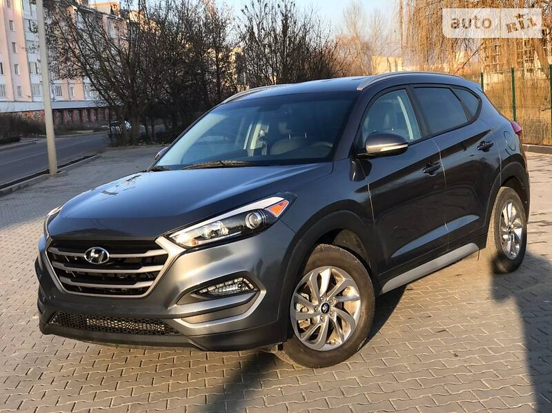 Hyundai Tucson 2017 в Луцке