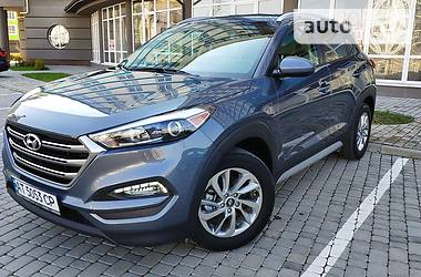 Hyundai Tucson 2018 в Ивано-Франковске