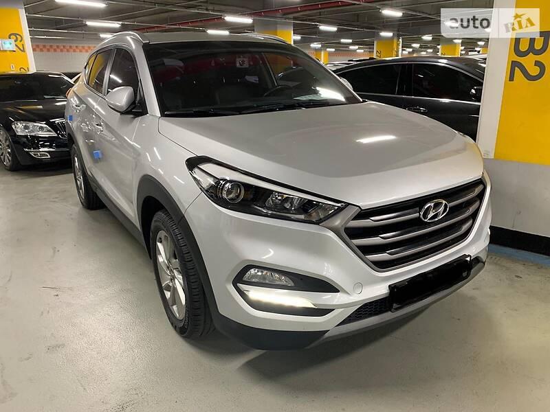 Hyundai Tucson 2015 в Калуше