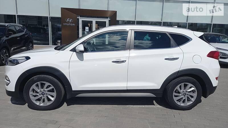 Hyundai Tucson OFFICIAL AUTO Style 2018