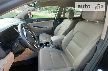 Hyundai Tucson 2017 в Ивано-Франковске