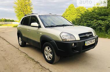 Внедорожник / Кроссовер Hyundai Tucson 2006 в Умани