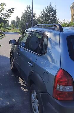 Внедорожник / Кроссовер Hyundai Tucson 2006 в Киеве