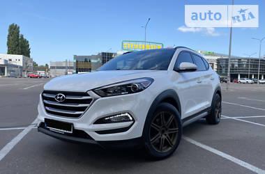 Внедорожник / Кроссовер Hyundai Tucson 2017 в Одессе