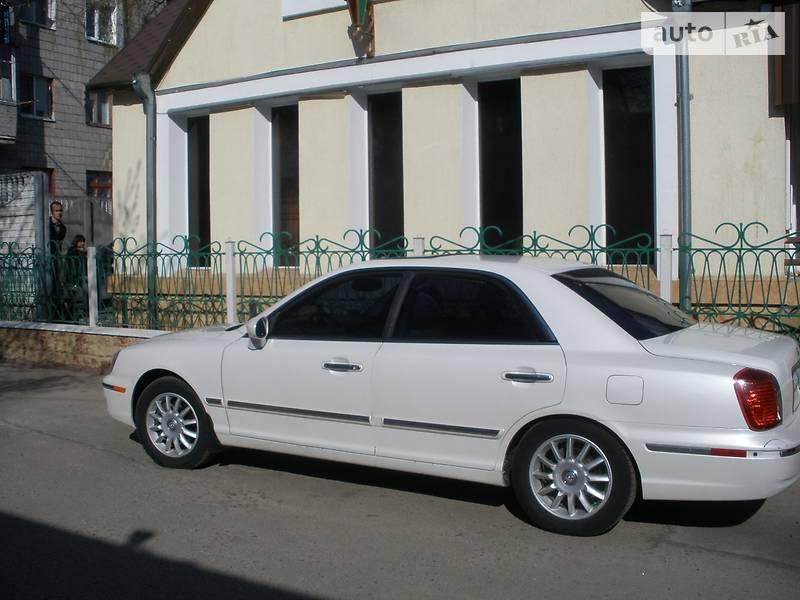 Hyundai XG 2004 в Житомире