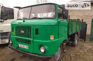 IFA (ИФА) B-50 1981 в Калуше