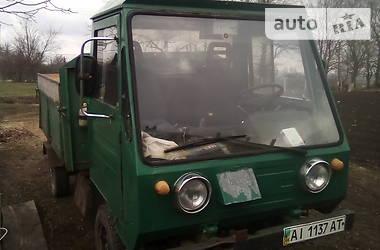 IFA (ИФА) Multicar 1988 в Черновцах