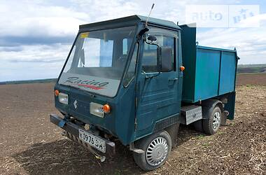 IFA (ИФА) Multicar 1987 в Снятине