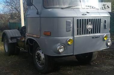 IFA (ИФА) W50 1989 в Харцызске