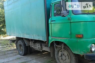 IFA (ИФА) W50 1991 в Одессе