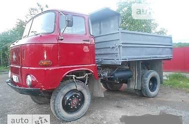 IFA (ИФА) W50 1989 в Ужгороде