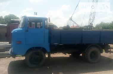 IFA (ИФА) W50 1987 в Каменец-Подольском