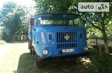 IFA (ИФА) W50 1990 в Калуше