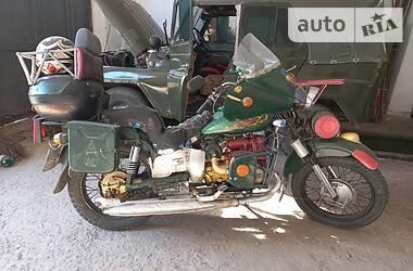 ИМЗ (Урал*) M-67 1972 в Рени