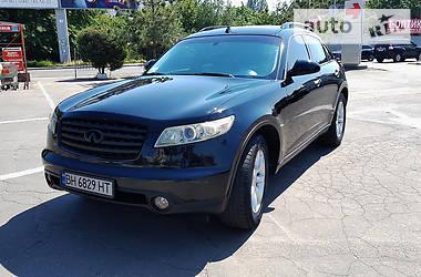 Infiniti FX 35 2004 в Одесі