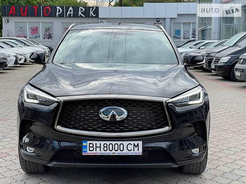 Внедорожник / Кроссовер Infiniti QX50 2019 в Одессе