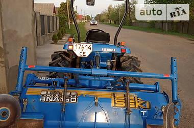 Iseki Landhope 2000 в Черновцах