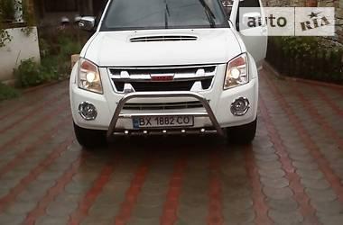 Isuzu D-Max 2011 в Каменец-Подольском