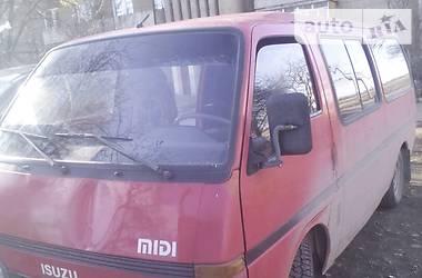 Isuzu Midi пасс. 2.2 1991