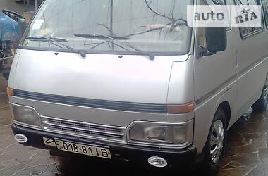 Isuzu Midi пасс. 1993 в Иршаве