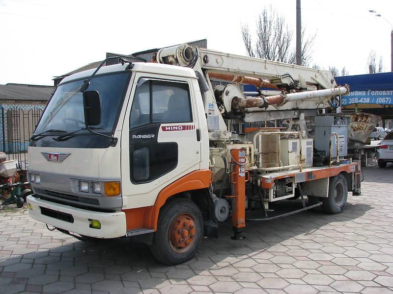 Isuzu NLR 1994 в Одесі