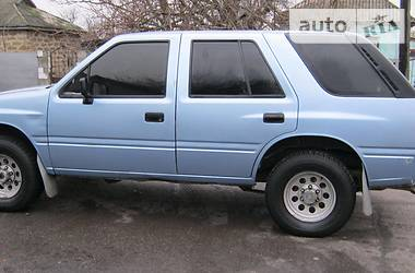 Isuzu Rodeo  1993