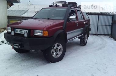 Isuzu Rodeo 1995 в Косове