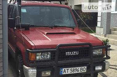 Isuzu Trooper 1987 в Ивано-Франковске