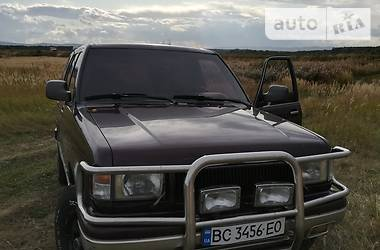 Isuzu Trooper 1991 в Трускавце