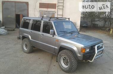 Isuzu Trooper 1986 в Коломые