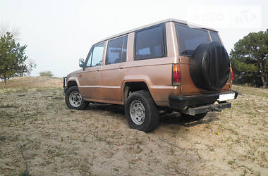 Isuzu Trooper 1988 в Алуште