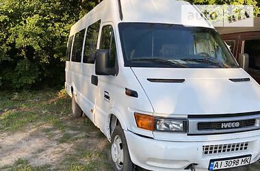 Микроавтобус (от 10 до 22 пас.) Iveco 35C13 2002 в Переяславе-Хмельницком