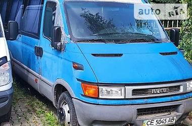 Микроавтобус (от 10 до 22 пас.) Iveco 35C13 2000 в Черновцах