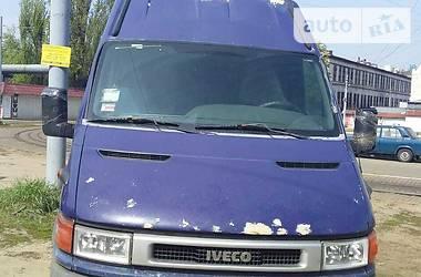 Легковой фургон (до 1,5 т) Iveco 35S13 2001 в Киеве
