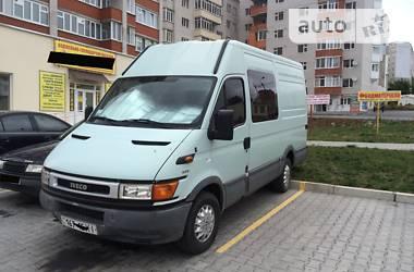 Iveco Daily 4x4 2001 в Хмельницком